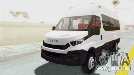 Iveco Daily Minibus 2015 for GTA San Andreas