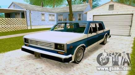 Bobcat Sedan for GTA San Andreas