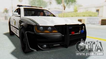 ASYM Desanne XT Pursuit v3 for GTA San Andreas