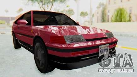 Dinka Blista Compact 1990 for GTA San Andreas