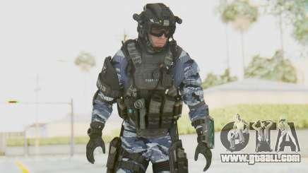 Federation Elite Assault Urban-Navy for GTA San Andreas