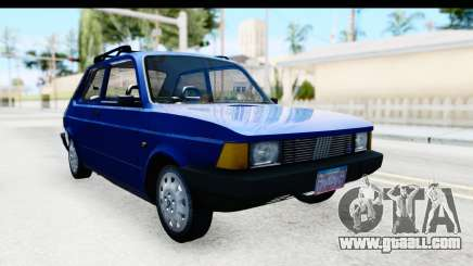 Fiat 147 Spazio TR Stock for GTA San Andreas