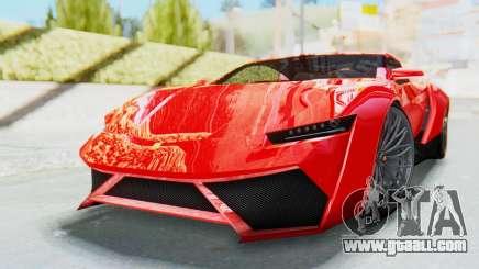 GTA 5 Pegassi Reaper IVF for GTA San Andreas