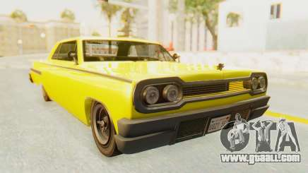 GTA 5 Declasse Voodoo for GTA San Andreas