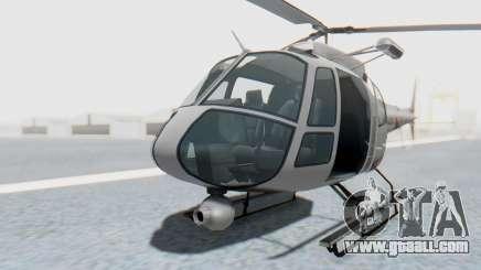 GTA 5 News Chopper Style Weazel News for GTA San Andreas