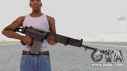 FN-FNC for GTA San Andreas