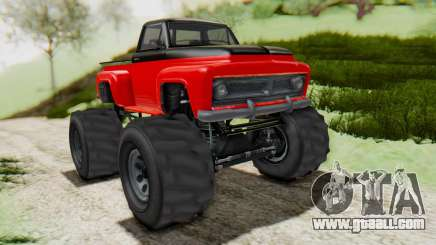 GTA 5 Vapid Slamvan XL v2.1 for GTA San Andreas