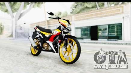 Honda 150R Sonic X IDFR for GTA San Andreas
