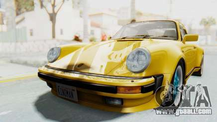Porsche 911 Turbo 3.2 Coupe (930) 1985 for GTA San Andreas