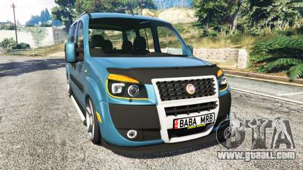 Fiat Doblo for GTA 5