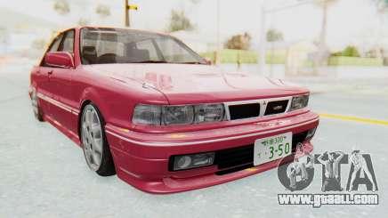 Mitsubishi Galant VR4 1992 for GTA San Andreas