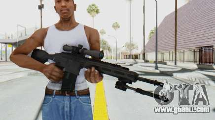 CoD: MW3 - Remington RSASS for GTA San Andreas