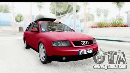 Audi A6 C5 Avant Sommerzeit for GTA San Andreas