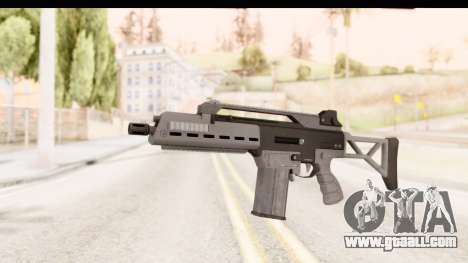 GTA 5 Vom Feuer Special Carbine for GTA San Andreas