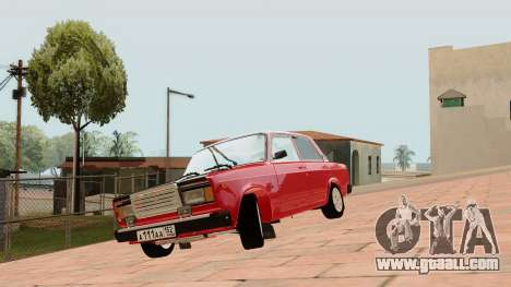 rus_racer ENB v1.0 for GTA San Andreas