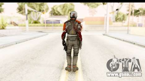 Homefront The Revolution - KPA v5 Dead for GTA San Andreas third screenshot