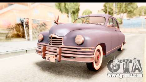 Packard Standart Eight 1948 Touring Sedan for GTA San Andreas right view