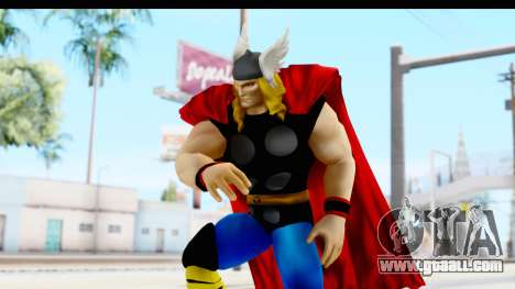 Marvel Heroes - Thor for GTA San Andreas
