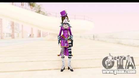 Borderland - Moxi Purple for GTA San Andreas second screenshot