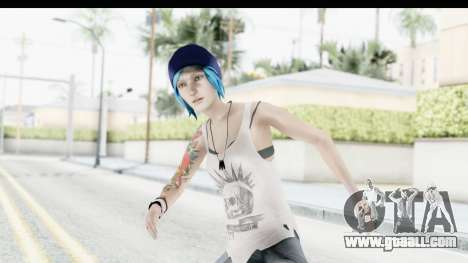 Life is Strange Episode 3 - Chloe Shirt for GTA San Andreas