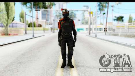 Homefront The Revolution - KPA v4 Black for GTA San Andreas second screenshot