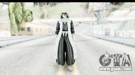 Bleach - Byakuya for GTA San Andreas second screenshot