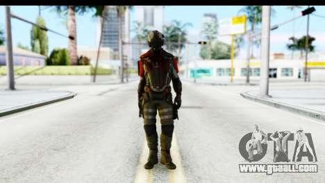Homefront The Revolution - KPA v1 Dead for GTA San Andreas second screenshot