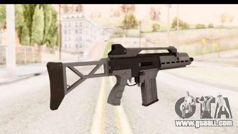 GTA 5 Vom Feuer Special Carbine for GTA San Andreas second screenshot