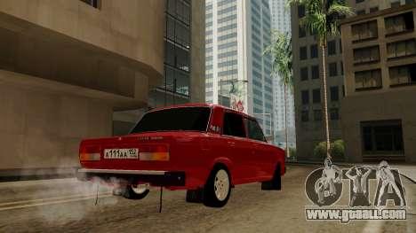 rus_racer ENB v1.0 for GTA San Andreas second screenshot