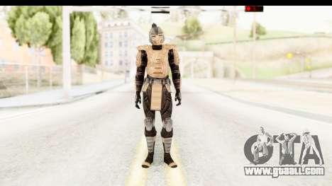 Cyber Tremor MK3 for GTA San Andreas second screenshot