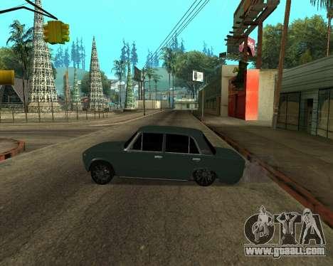 VAZ 2101 Armenian for GTA San Andreas side view