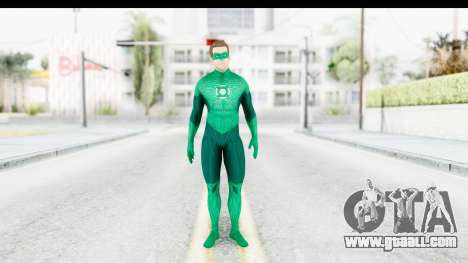 Green Lantern The Movie - Hal Jordan for GTA San Andreas second screenshot