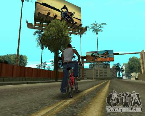 New HD Glen Park for GTA San Andreas seventh screenshot