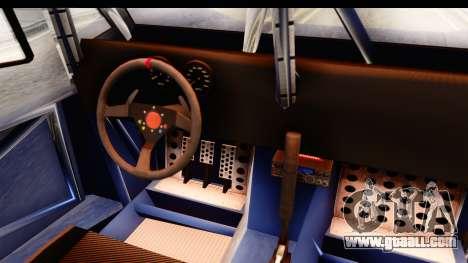 GTA 5 Desert Raid SA Lights for GTA San Andreas inner view