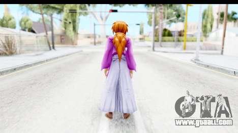 Kenshin v2 for GTA San Andreas third screenshot