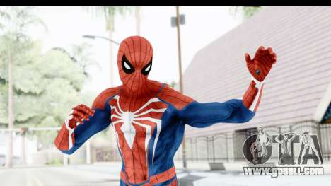 Spider-Man Insomniac v2 for GTA San Andreas