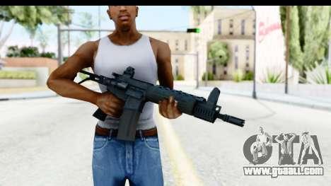 LR-300 for GTA San Andreas third screenshot