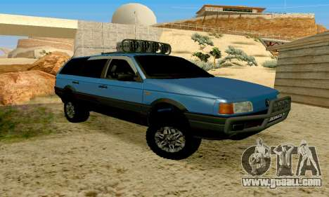 Volkswagen B3 for GTA San Andreas