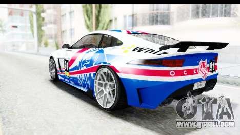 GTA 5 Ocelot Lynx SA Lights for GTA San Andreas interior