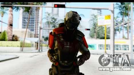 Homefront The Revolution - KPA v1 Dead for GTA San Andreas