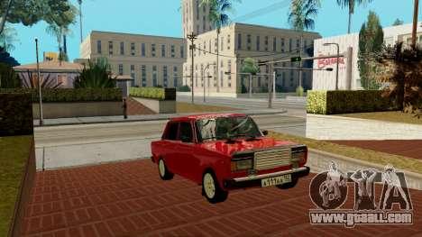 rus_racer ENB v1.0 for GTA San Andreas fifth screenshot