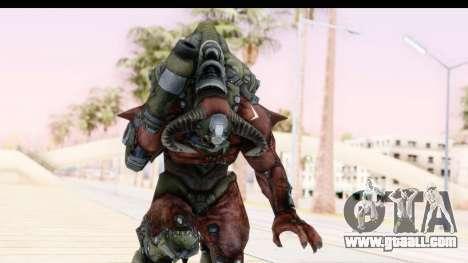 DOOM 3 - Cyberdemon for GTA San Andreas