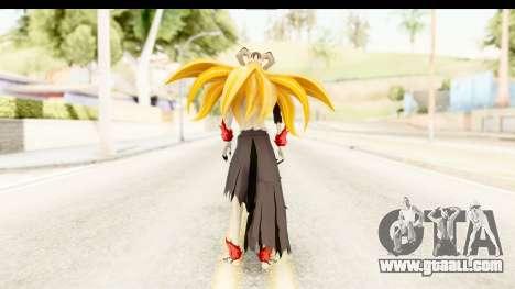 Bleach - Ichigo H for GTA San Andreas third screenshot