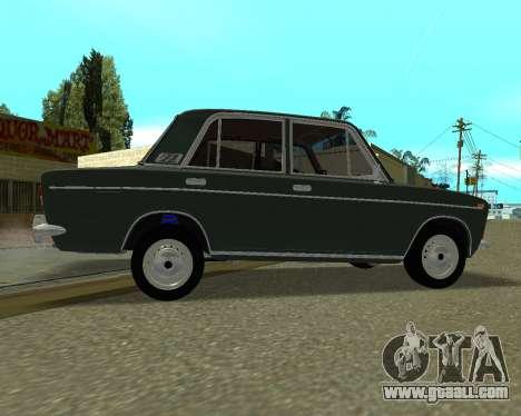 VAZ 2103 Armenian for GTA San Andreas inner view