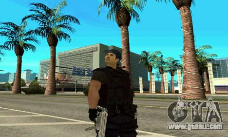 Trainer SWAT for GTA San Andreas
