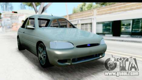 Ford Escort RS Cosworth 2016 for GTA San Andreas