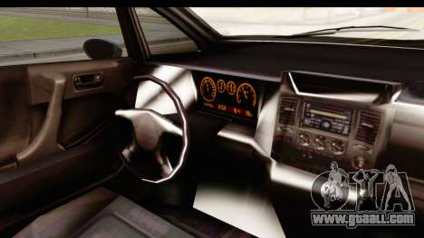 GTA 5 (4) Dinka Perennial IVF for GTA San Andreas inner view