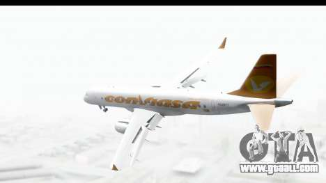Embraer 190 ConViasa for GTA San Andreas left view