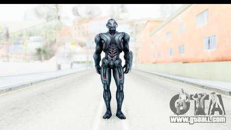 Marvel Future Fight - Ultron Mk3 (AOU) for GTA San Andreas second screenshot