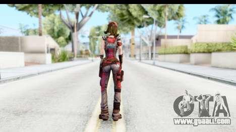 Borderland - Gaige for GTA San Andreas third screenshot
